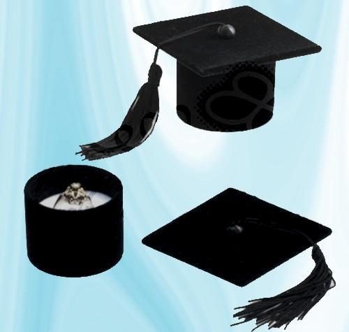 Caja de anillo de graduación | Plaza Mesones
